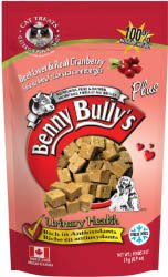 NEW Benny Bully's Liver Plus Cranberry