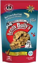 NEW Benny Bully's Liver Plus Fish